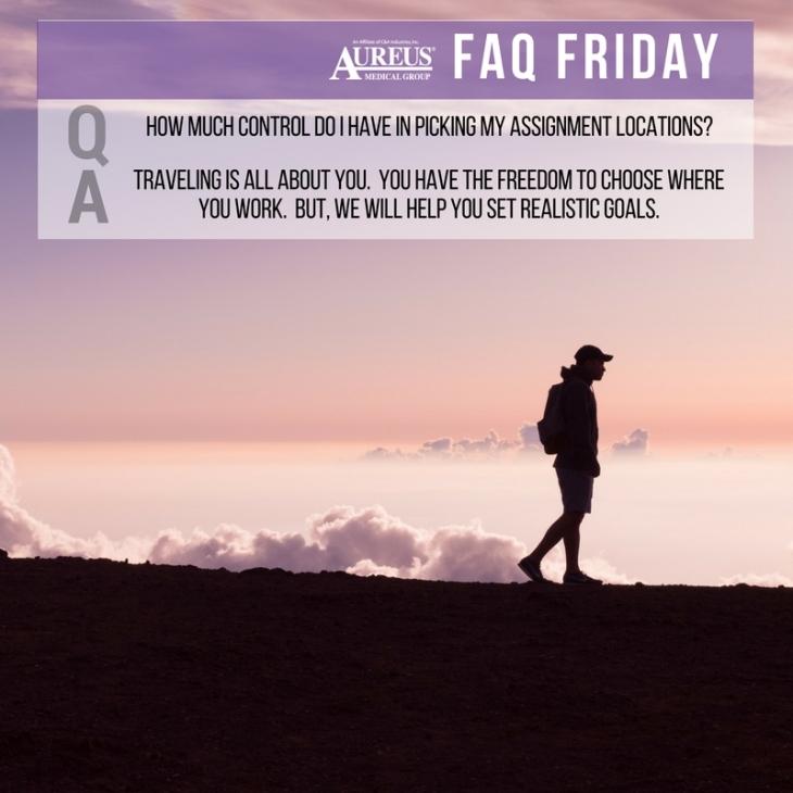 FAQ- assignment