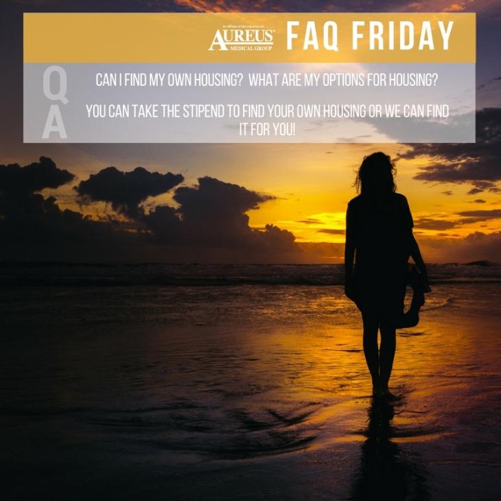 FAQ- Housing