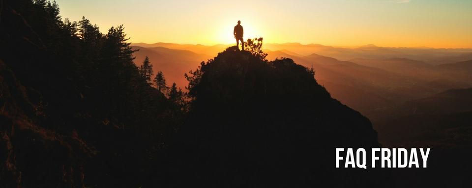 FAQ Friday - great traveler header