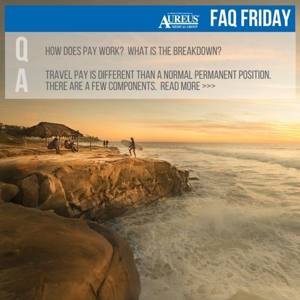 FAQ - Pay breakdown