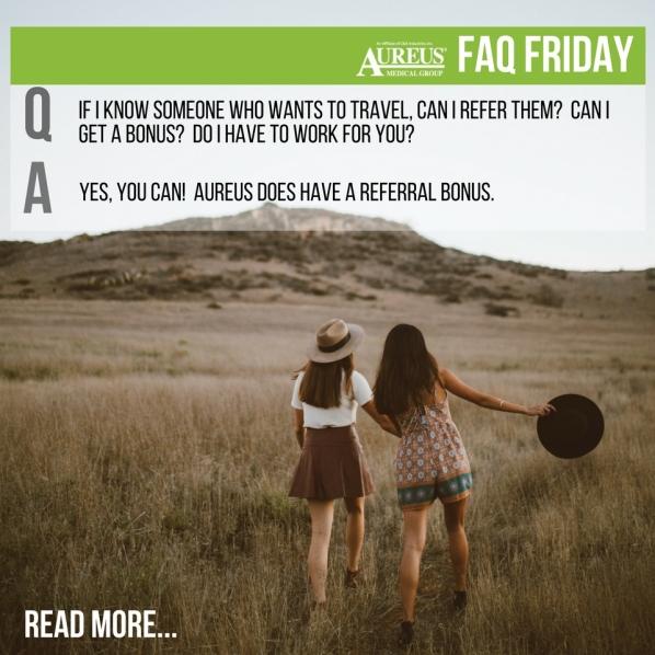 FAQ - Referral bonus