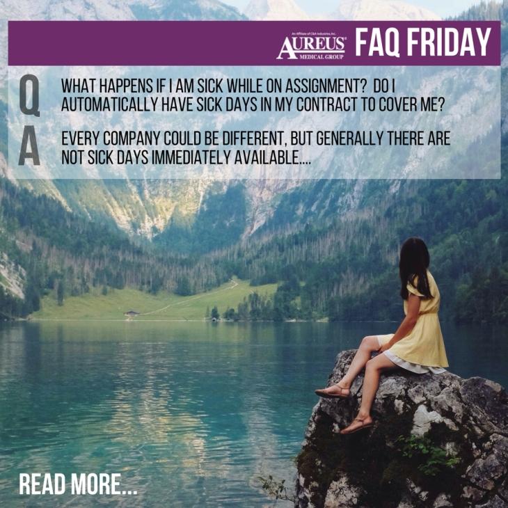 FAQ - Sick Days