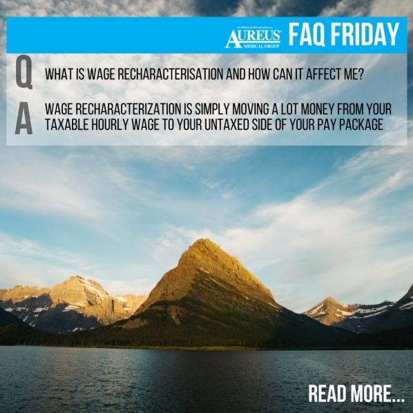 FAQ - Wage Recharacterisation (1)