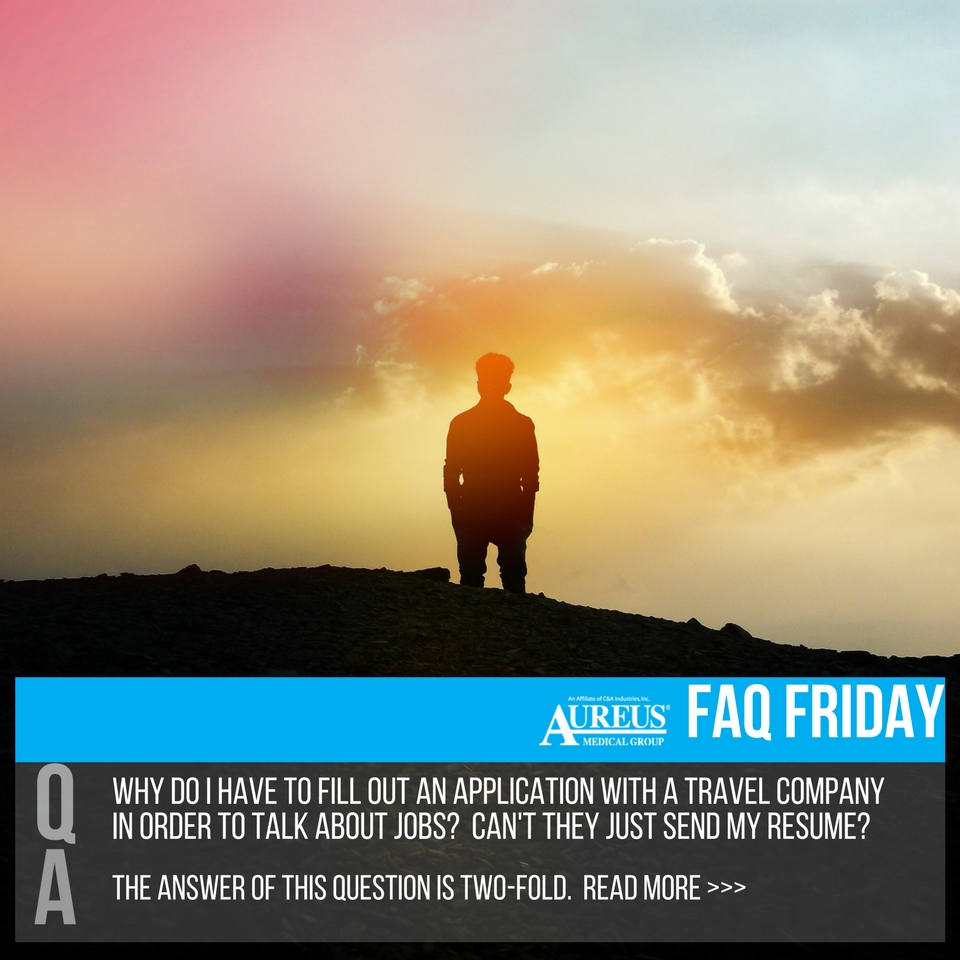 FAQ - application