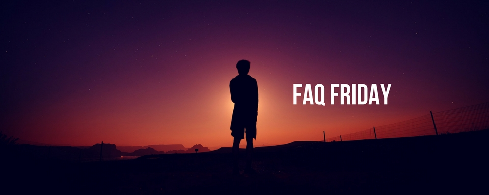 FAQ - Interview Q header