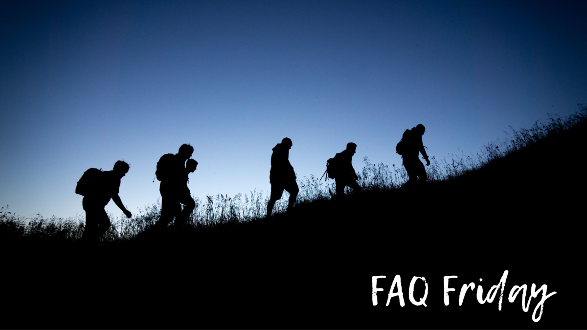 FAQ FRIDAY-  Traveler Expectations